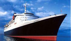 QUEEN ELIZABETH II... The Royal Yacht.