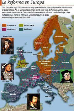 La Reforma Europea