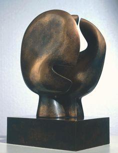 Henry Moore OM, CH, 'Moon Head' 1964