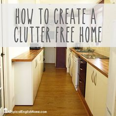 Clutter Free!