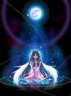 moon angel Image
