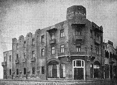 Eski Ege Palas Oteli binası
