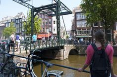 Amsterdam, The Netherlands - The Tourist Of Life