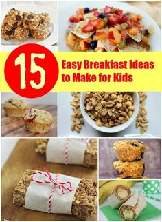 Looking for some new breakfast recipes for your family? We have some breakfast great recipes for kids you'll want to check out! Strawberry Power Smoothie from Creative Green Living Quick and …