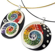 Polymer Clay Daily — Inspiring you to create!    I would love to learn to make this!!