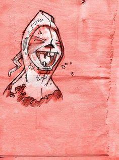 logolars Tagebuch-Aufzeichnungen: Da, die hässliche Fratze der ...