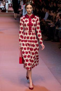 Sfilate Dolce & Gabbana - Collezioni Autunno Inverno 2015-16