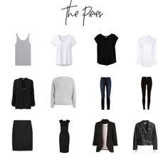Minimal Wardrobe Basics The Capsule Project The Lion The Witch And The Wardrobe Audiobook Minimal Wardrobe, Work Wardrobe, French Wardrobe Basics, Professional Wardrobe, Classic Wardrobe, Summer Minimalist, Minimalist Fashion, Minimalist Living, Capsule Outfits