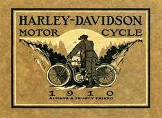 Harley Davidson 1910
