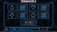 Terminator 2 Online Slot Game Slot, Games, Gaming, Game