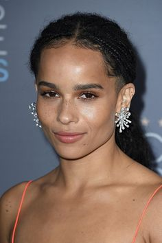 Zoe Kravitz - Critics' Choice Awards