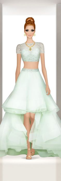 Covet Fashion, Ballet Skirt, Skirts, Fashion Drawings, Tutu, Skirt, Gowns, Skirt Outfits