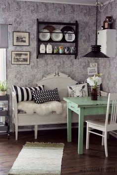 Glam Room, Interior Decorating, Interior Design, Scandinavian Interior, Home Decor Kitchen, Small Rooms, Home Decor Inspiration, Country Decor, Home Art