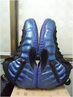 52238706fc5 Authentic Nike Foamposite One Blue Nike Foamposite