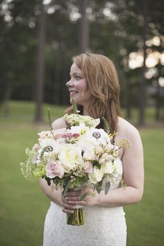 Intimate Military Elopement | Smithfield, Virginia Wedding | Bride and groom portraits