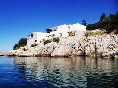 Accomodation for rent in Novi Vinodolski, Croatia, near to new yacht marina.