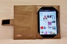 DIY-Anleitung: Tablet-Hülle aus SnapPap