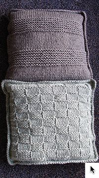 Knitting Stiches, Easy Knitting, Baby Knitting Patterns, Knitting Designs, Knitted Cushion Covers, Knitted Cushions, Knitted Blankets, Quilt Patterns, Stitch Patterns