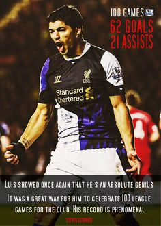Suarez Liverpool Football Club, Liverpool Fc, Beatles, You'll Never Walk Alone, League Gaming, Goals, Base, My Love, Celebrities