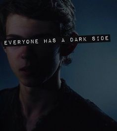 {Peter Pan} Everyone has a dark side #PeterPan #Neverland #JMBarrie