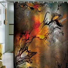 DENY Designs Home Accessories | Iveta Abolina Before The Storm Shower Curtain