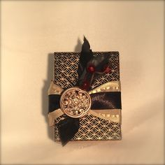 Gift Box Groomsmen Gifts Wedding Favors Jewelry by WrapsodyandInk, $8.00