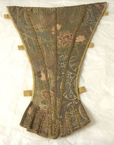 Object Name: stomacher    Date: 1700-1730