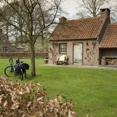 Bakhuisje in Brabant. http://dehoevens.nl  Verhuren ook nog een prachtig ingericht 10-20 pers vakantiehuis
