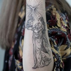 Salomè .  #oozytattoo #tattoo