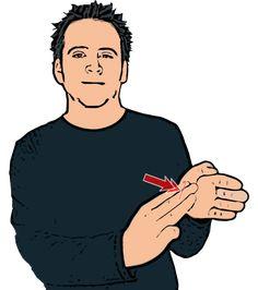 Monday - British Sign Language (BSL) British Sign Language Dictionary, Hand Sign Language, Sign Language For Kids, Sign Language Phrases, Sign Language Interpreter, Sign Language Alphabet, Learn Sign Language, American Sign Language, Makaton Signs