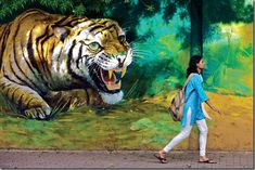 Street Art of India by Shanavas