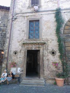 Santa Maria della Porta a Bagnaia VT
