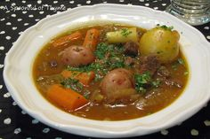 medieval recipes | Spoonful of Thyme: Medieval Stew with Stout and Other Fine Irish ...