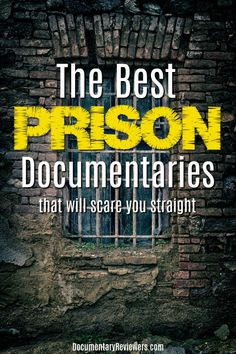 These are definitely the best prison documentaries that you can stream right now. Forget about cops-style shows, these documentaries about prison life and our prison system will completely blow your mind and totally change how you think about the world! Good Documentaries To Watch, Netflix Documentaries, Netflix Movies, Movies To Watch, Good Movies, Funny Movies, Interesting Documentaries, Cinema Movies, Film Movie