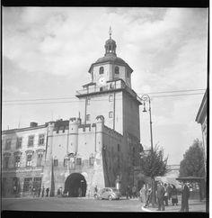 Lublin na zdjęciach Edwarda Hartwiga (zdjęcie 10) - Autor: Edward Hartwig