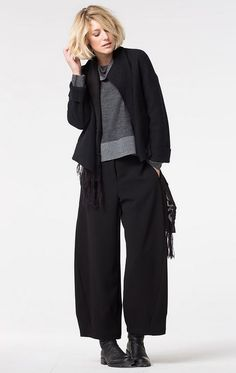 Incredible in style and fit - OSKA® Trousers Velma at OSKA New York.