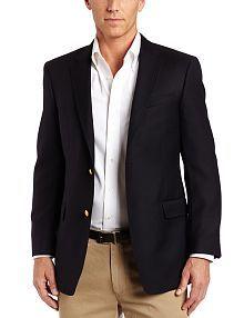 Men's Two Button Trim Fit Blazer    by Tommy Hilfiger    $319.00