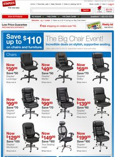HURRY! Sale Ends Soon At Staples. Up To $110 OFF Office Chairs And Furniture.  http://www.staples.com/sbd/cre/products/office-furniture-deals/index.html?icid=HDC%3AHDC%3ABANNER%3AWEEKLY%3AFURNIT%3A20120429%3A1%3A374X175