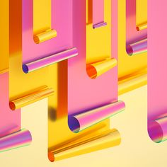 RAINBOW PAPER SERIES on Behance
