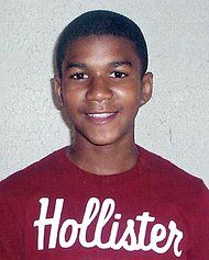 17 year old boy gunned down with a can of iced tea and bag of skittles. Trayvon Martin.