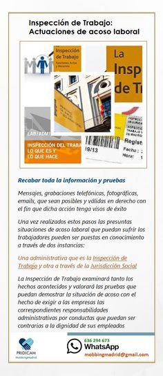 PRIDICAM www.MobbingMadrid.org : Inspección de trabajo: actuaciones de acoso labora...