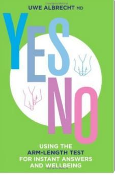 Yes/No: Using the Arm-Length Test For Instant Answers and Wellbeing Did You Know, Told You So, Muscular System, Muscle Tension, Latest Books, Book Show, Yes, Feel Better, Stress