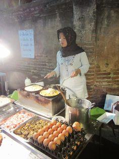 Thailand - Chang Mai Street Market