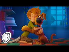 SCOOB! Official Teaser Trailer [Full] | WB Kids - YouTube