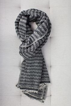 cashmere scarf- emerson fry
