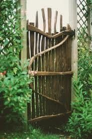 Would make a great garden gate | gardenpins.comgardenpins.com