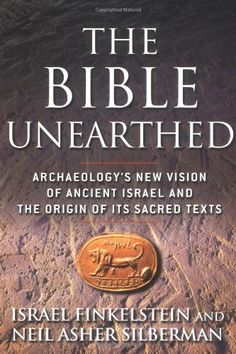 The Bible Unearthed: Archaeology's New Vision of Ancient ... https://www.amazon.com/dp/0684869128/ref=cm_sw_r_pi_dp_x_gMT4ybK446PBG