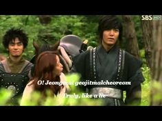 Ali – Carry On/Faith - Korean drama/soap/middle ages/time travelling/superpowers/it's complicated...