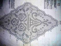 Kira scheme crochet: Scheme crochet no. 1513