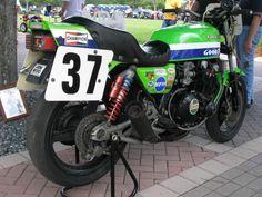 KZ1000 ELR (Eddie Lawson Racer) Special in full race trim